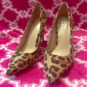 Mix No. 6 leopard print heels